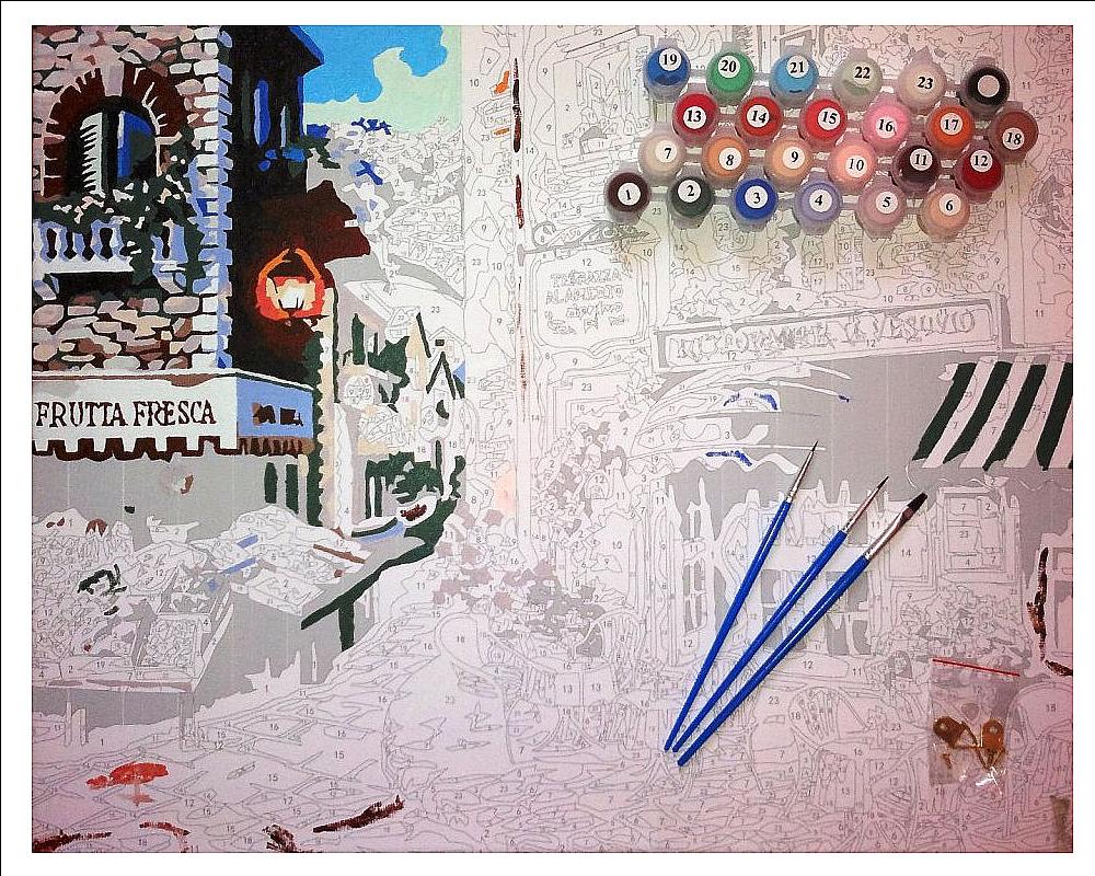 схемы для вышивания по картинам великих художников